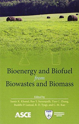 9780784410899: Bioenergy and Biofuel from Biowastes and Biomass