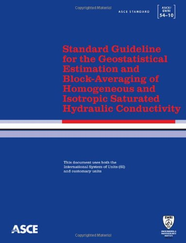 Standard Guideline for the Geostatistical Estimation and Block-Averaging of Homogeneous and ...