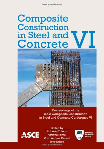 9780784411421: Composite Construction in Steel and Concrete