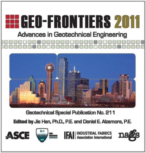 Geo-Frontiers 2011
