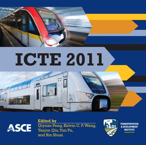 9780784411841: ICTE 2011: International Conference on Transportation Engineering