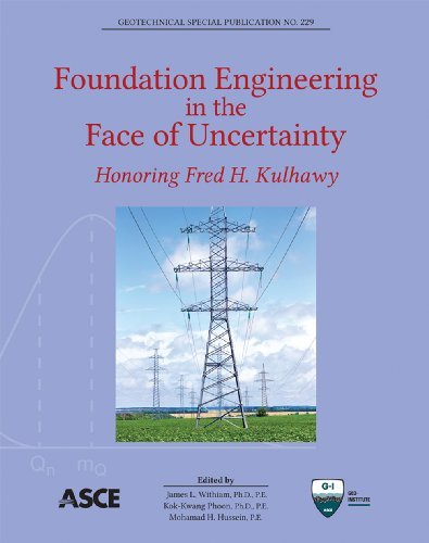 Foundation Engineering in the Face of Uncertainty: James L. Withiam,