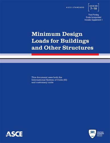 9780784412916: Minimum Design Loads for Buildings and Other Structures, 3rd Printing (Standard ASCE/SEI 7-10)