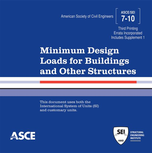 9780784412923: Minimum Design Loads for Buildings and Other Structures, 3rd Printing (Standard ASCE/SEI 7-10)