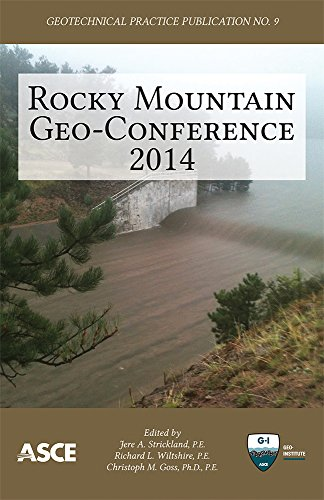 Rocky Mountain Geo-Conference 2014 (Paperback)