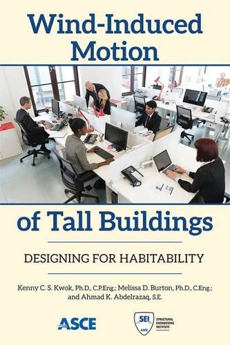 Wind-Induced Motion of Tall Buildings: Designing for Habitability (Paperback): Kenny C. S. Kwok, ...