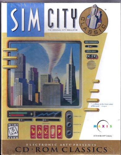 9780784512272: Sim City Classic CD-Rom Classics Edition