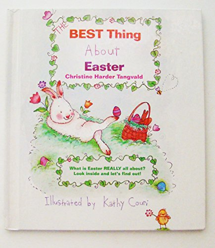 9780784700358: The Best Thing About Easter (Little Deer Books)