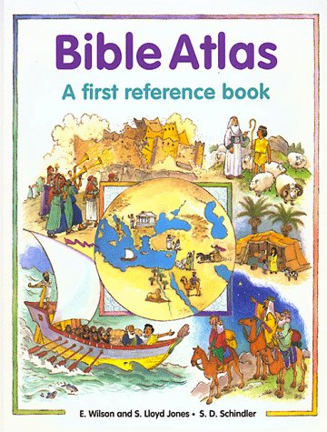 9780784700808: Bible Atlas: A First Reference Book
