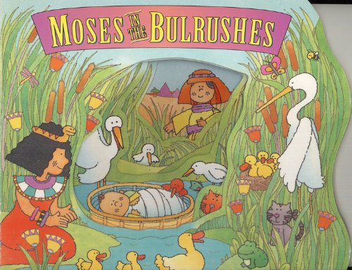 Moses in the Bulrushes, Picture Window Bks: Sally Lloyd Jones