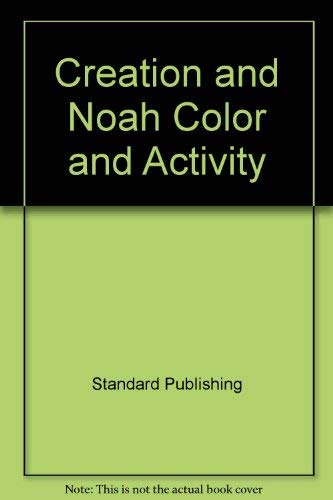 Creation and Noah Color and Activity (Double Fun Pad): Standard Publishing