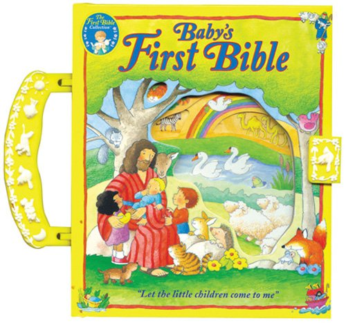 Baby/'s First Bible The First Bible Collection Board book