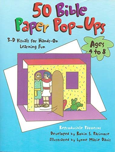 9780784704844: 50 Bible Paper Pop-Ups (Craft and Pattern Books)