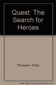 9780784705032: Quest: The Search For Heroes