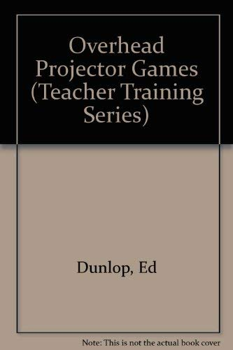 9780784705063: Overhead Projector Games (Teacher Training Series)