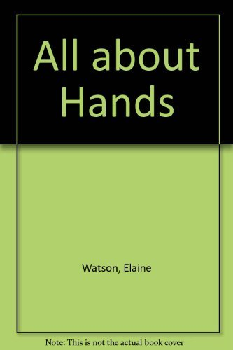9780784705582: All about Hands