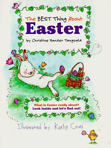 9780784705780: The Best Thing About Easter (Happy Day Books)