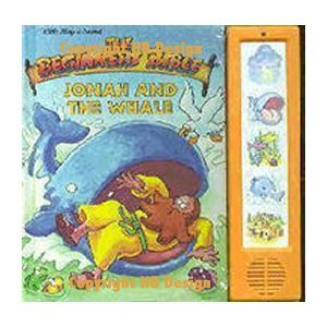 9780784706091: Jonah & the Whale, Beginners Bible Play-A-Sound Bks
