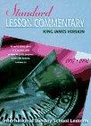 Standard Lesson Commentary 1997-98: International Sunday School