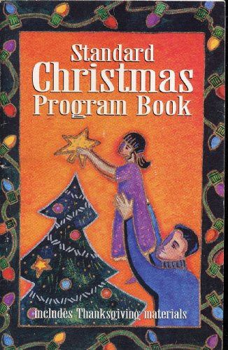 9780784708156: Standard Christmas Program Book