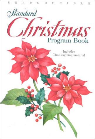 9780784709573: Standard Christmas Program Book