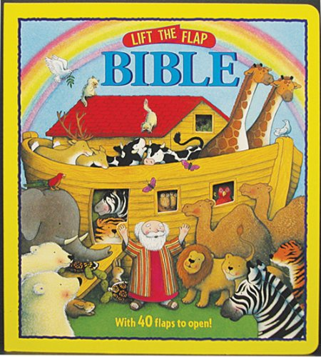 9780784709658: Lift-the-Flap Bible