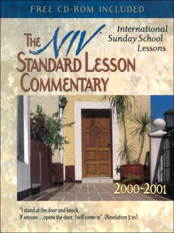 The Niv Standard Lesson Commentary 2000-2001: International: Standard Publishing