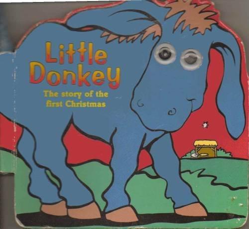 9780784711156: Little Donkey (Waggy Tales)