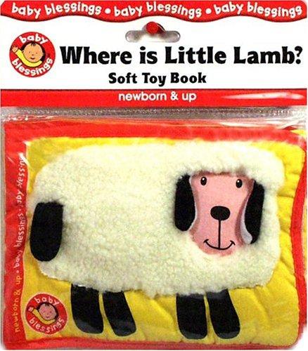 9780784711323: Where is Little Lamb?