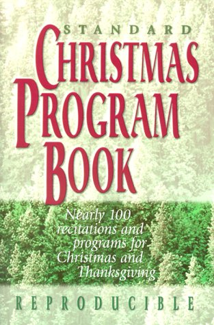 9780784711675: Standard Christmas Program Book: Includes Thanksgiving Material