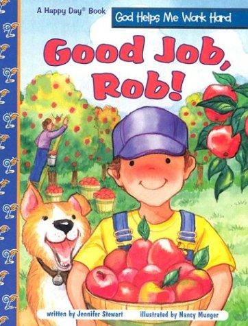 9780784711859: Good Job Rob (Bean Sprouts)
