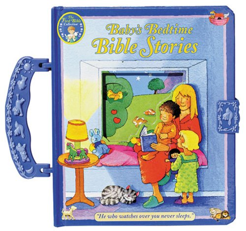 9780784712078: Baby's Bedtime Bible Stories (The First Bible Collection)