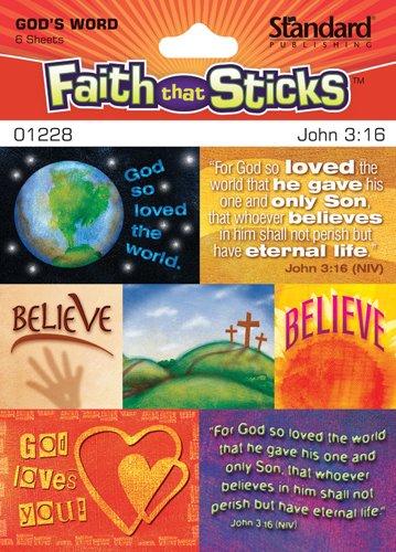 John 3:16 (Faith That Sticks)