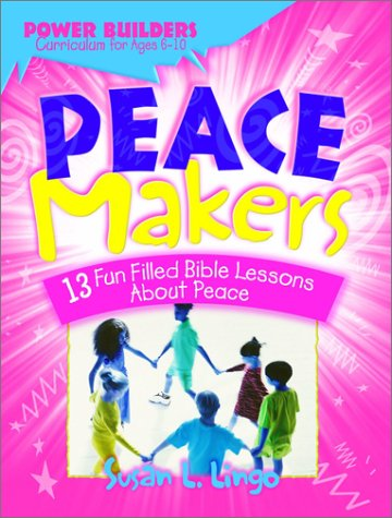 9780784712337: Peace Makers (Power Builders Curriculum)