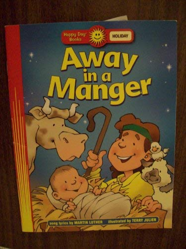 9780784712603: Away in a Manger (Coloring Books)