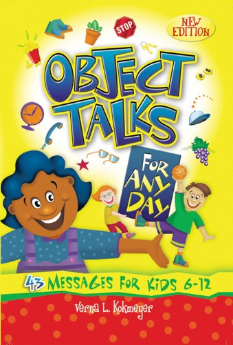 9780784712658: Object Talks for Any Day