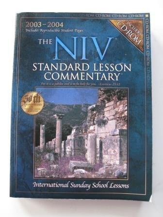 9780784713044: Standard Lesson Commentary (Standard Lesson Commentary: NIV)