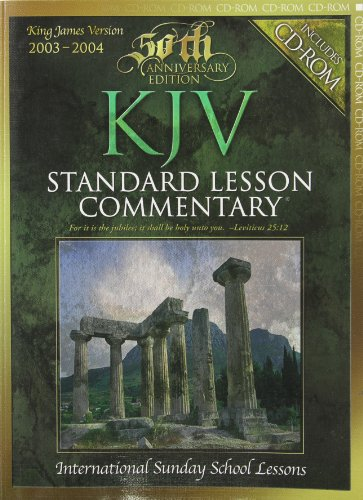 9780784713051: King James Version Standard Lesson Commentary