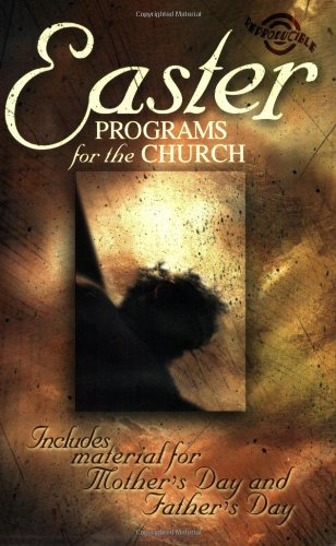 9780784713167: Easter Programs For The Church 2004