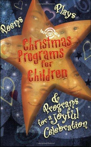 9780784713433: Christmas Programs for Children: 2004 Edition (Shown Above)