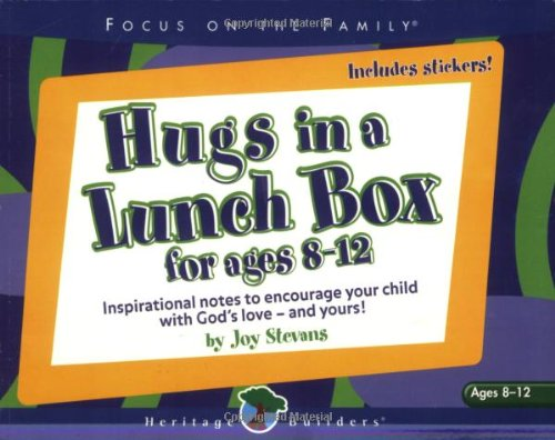 9780784713631: Hugs in a Lunch Box: for ages 8-12 (Focus on the Family)