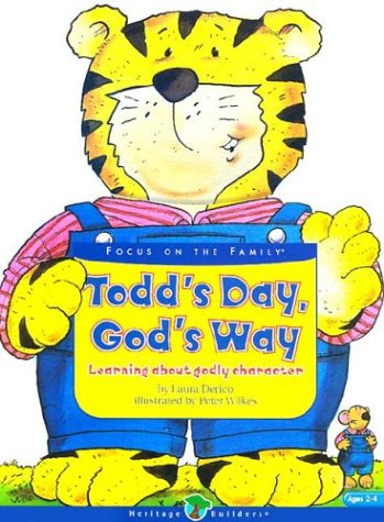 9780784713778: Todd's Day, God's Way (Baby Blessings)
