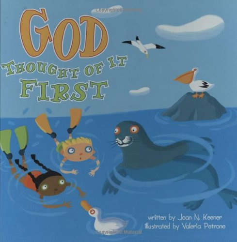 God Thought of It First: Keener, Joan N.