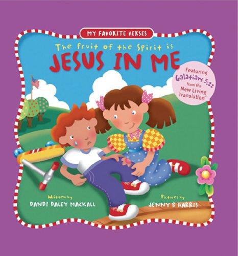 Jesus in Me (My Favorite Verses)