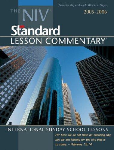 9780784716083: The NIV Standard Lesson Commentary 2005-2006