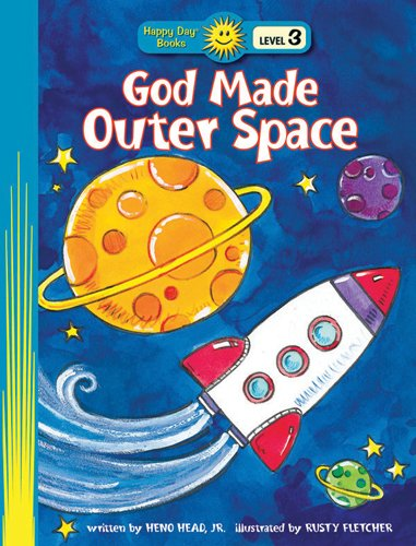 God made outer space by jr head heno standard for What is outer space made of