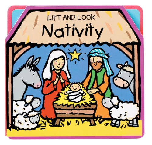 9780784717509: Lift and Look Nativity