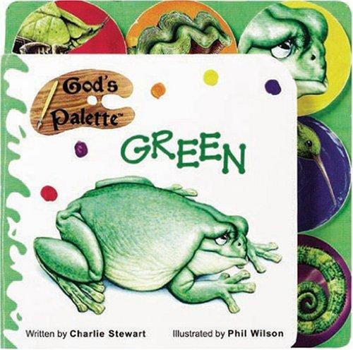 9780784717561: God's Palette™ Green