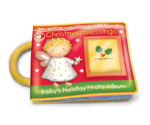 Christmas Blessings: Baby's Holiday Photo Album (Baby Blessings): Davidson, Joyce