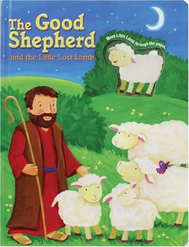 The Good Shepherd and the Little Lost Lamb